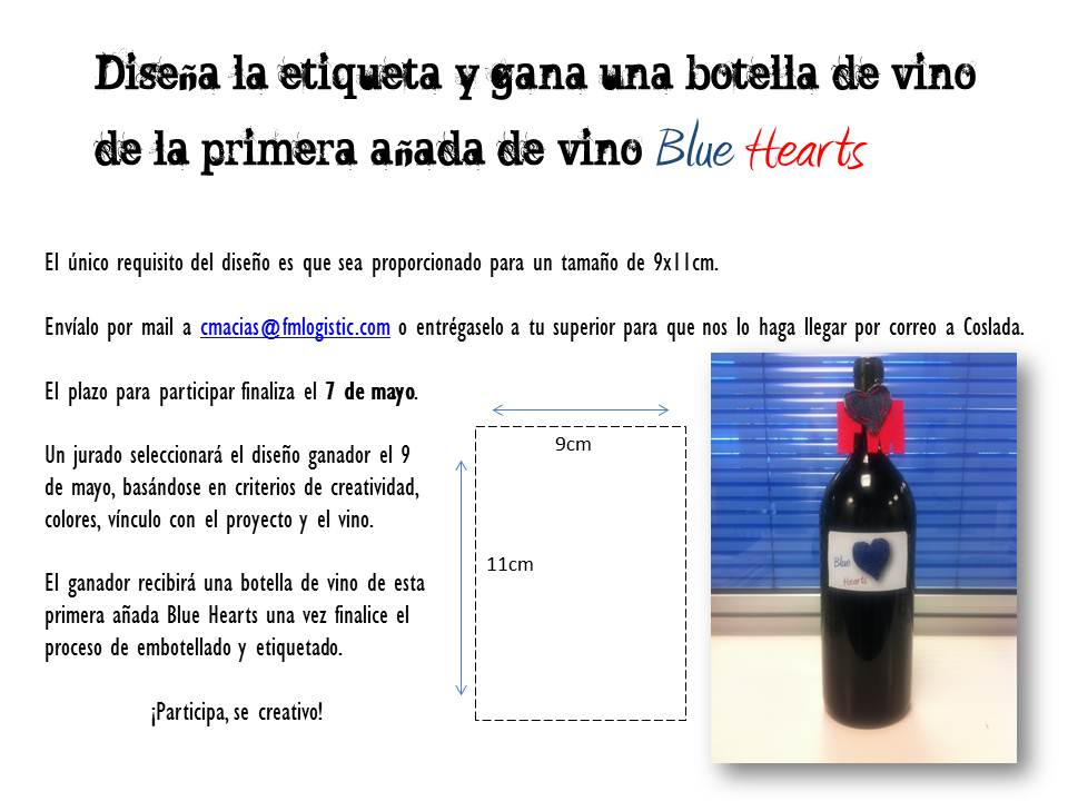 vino, bluehearts, fmlogistic