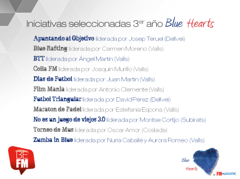 bluehearts, fmlogistic