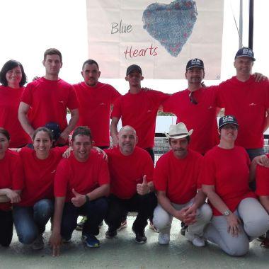 Petanca Blue Hearts bluehearts