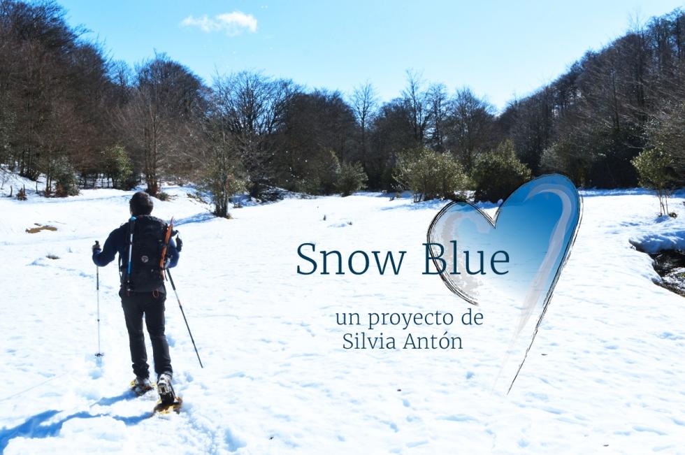 snow-blue-video