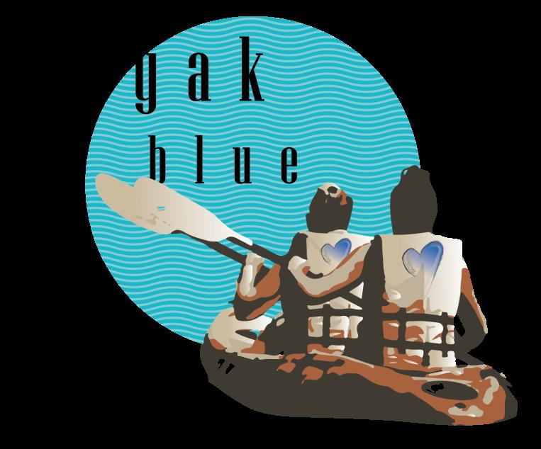Logo Kayak in blue